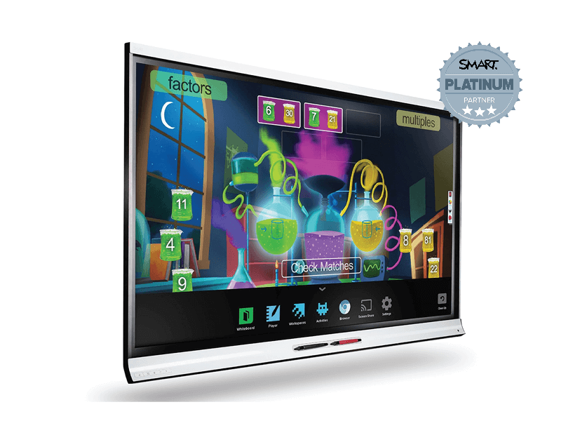 SMART Board 6275 Interactive Touchscreen