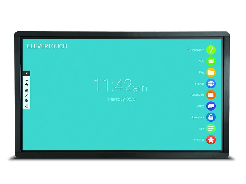Clevertouch Plus Series   IR Touch