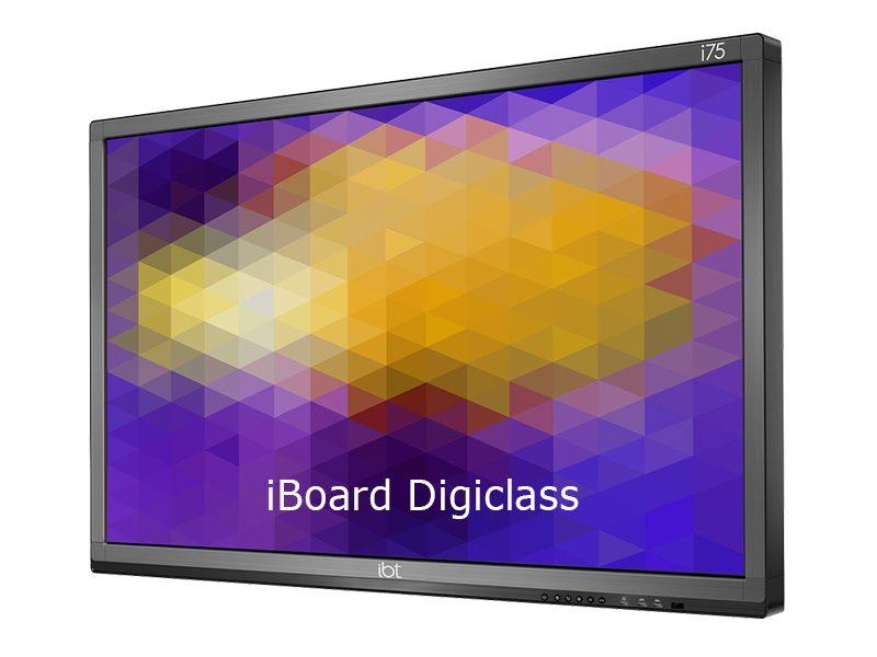 iBoard DigiClass Software