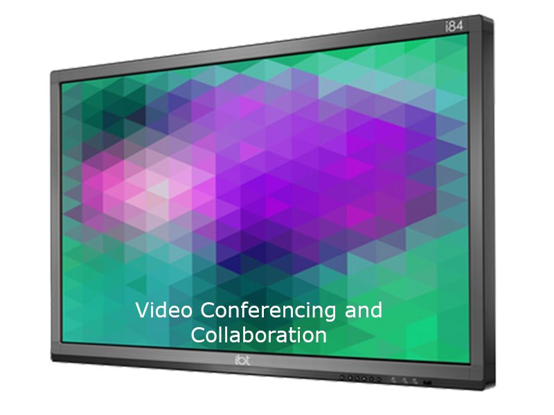 iBoard Video Conferencing and Collaboration
