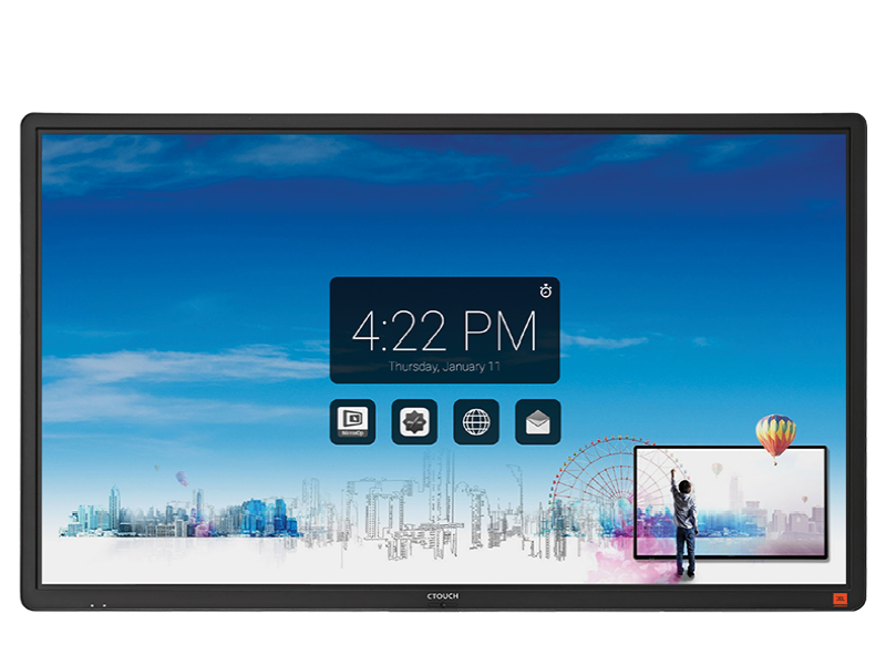 CTOUCH Laser Nova 75″ Interactive Touchscreen