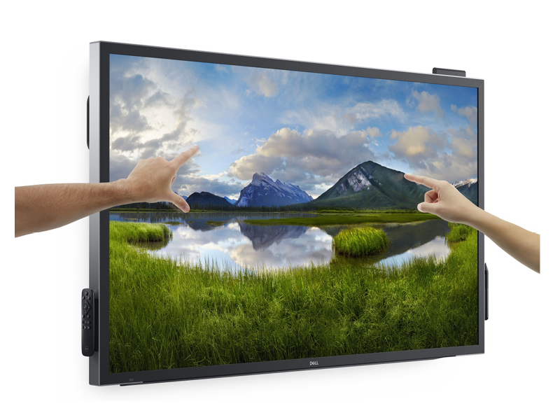 Dell C8618QT Interactive Touch Monitor