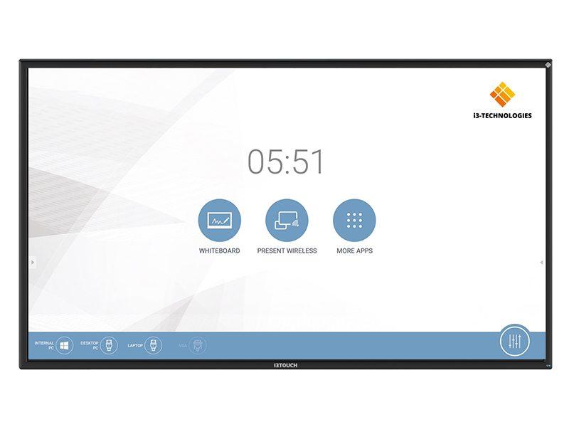 i3Touch E-Series Touchscreen 65″