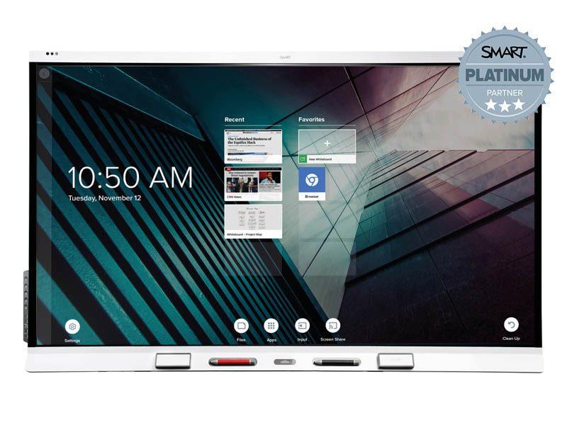 SMART Board 6265S Pro Interactive Touchscreen