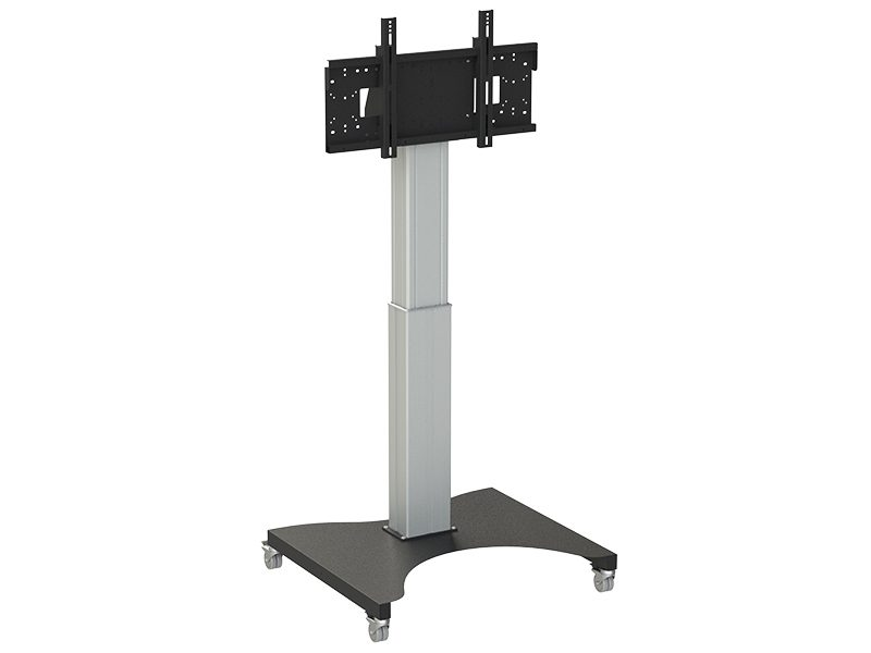 Loxit Hi-Lo Mono Electric 600mm Height Adjustable Trolley (42-86″ 130kgs support)