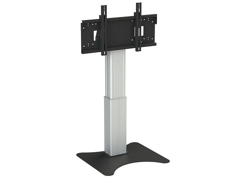 Loxit Hi-Lo Mono Electric Free Standing Mount (42-86″ 130kgs Max Weight 500mm Height Adjustable)