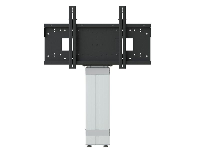 Loxit Hi-Lo Mono Electric Wall to Floor 500mm Height Adjustable Mount 42-86″