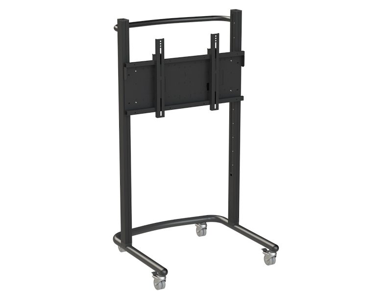 Loxit Hi-Lo ScreenLift 750 Trolley Mount (42-86″ Max Weight 100kgs 750mm Height Adjustable)
