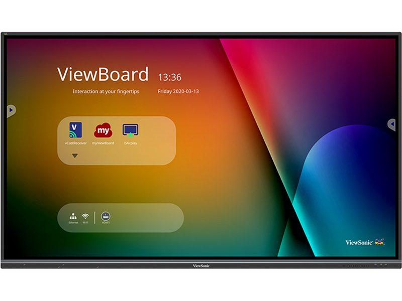 ViewSonic IFP7550-3 Interactive Flat Panel